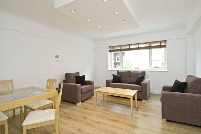 Thumbnail Flat to rent in Chenies House, Moscow Road, London