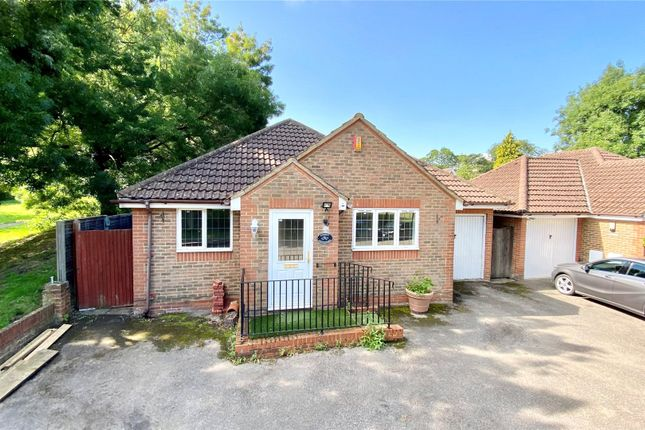 Thumbnail Detached bungalow for sale in Woodward Close, Winnersh, Wokingham, Berkshire