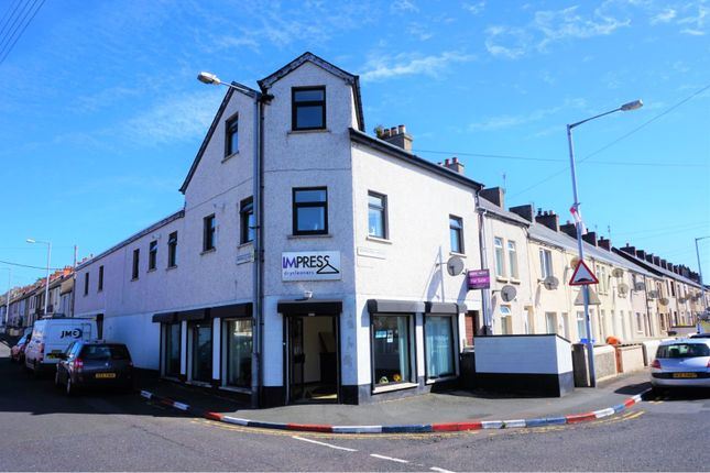 Thumbnail Flat for sale in Newington Avenue, Larne