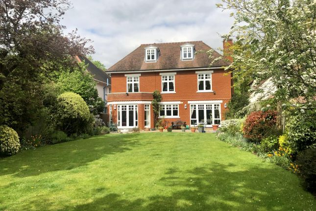 Thumbnail Detached house for sale in Wolsey Road, East Molesey