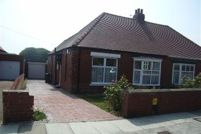 Thumbnail Bungalow to rent in Readhead Road, South Shields