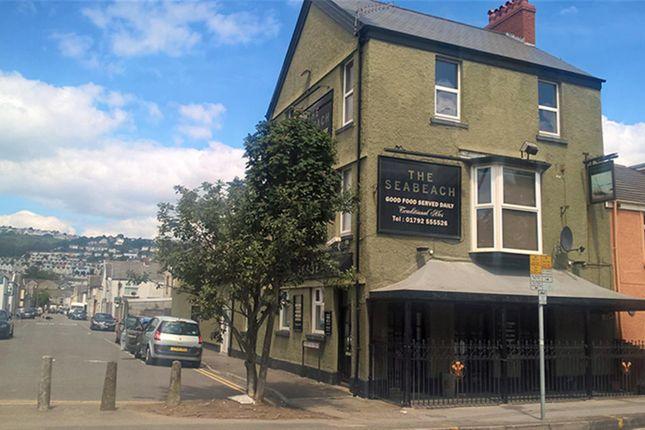 Thumbnail Pub/bar for sale in Swansea - Seabeach, Oystermouth Road, Swansea SA1, Swansea