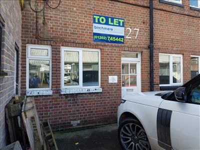 Office to let in Unit 27 Old Street, Bailey Gate Industrial Estate, Wimborne, Dorset