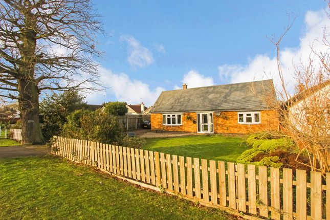 Thumbnail Detached bungalow for sale in Hinckley Road, Leicester Forest East, Leicester