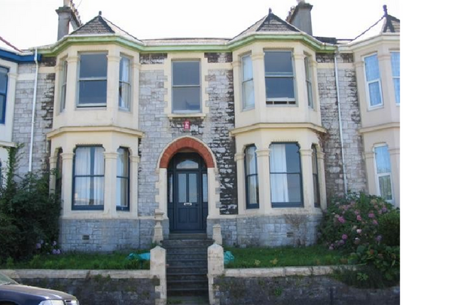 Thumbnail Property to rent in Gordon Terrace, Mutley, Plymouth