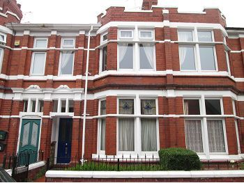 Thumbnail Terraced house for sale in Sherwin Street, Crewe