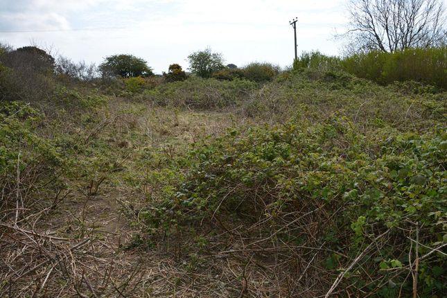 Land for sale in Prospect Row, Ashton, Helston TR13