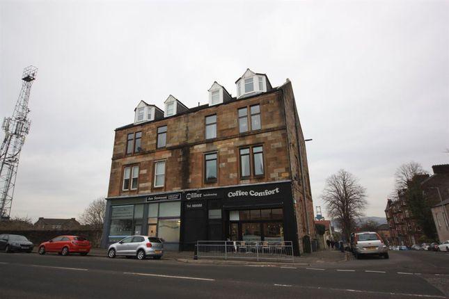 Thumbnail Flat to rent in Robertson Street, Greenock