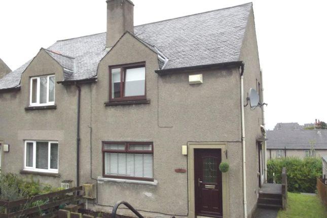 Thumbnail Semi-detached house for sale in Clark Street, Bannockburn, Stirling