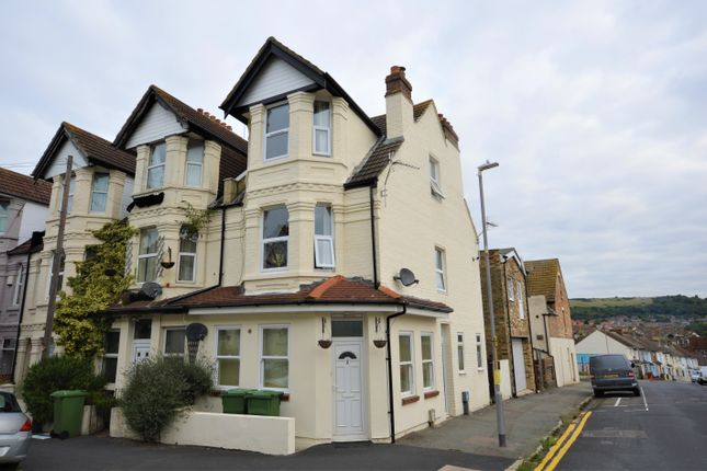 Thumbnail Maisonette for sale in Bournemouth Road, Folkestone
