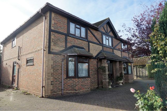 Thumbnail Detached house for sale in Hazel Road, Ash Green