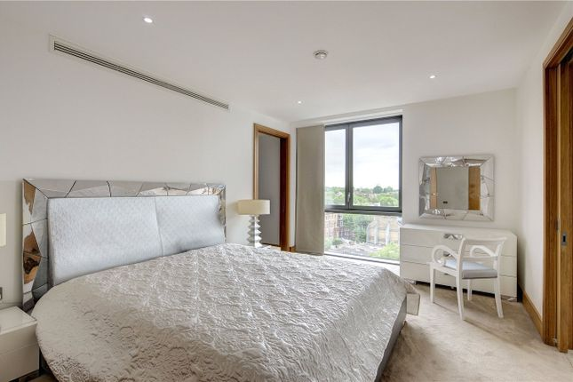 Bedroom of Melrose Apartments, 6 Winchester Road, Swiss Cottage NW3