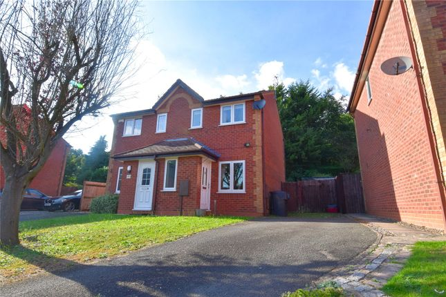 2 bed semi-detached house to rent in Green Park Road, Bromsgrove, Worcestershire B60