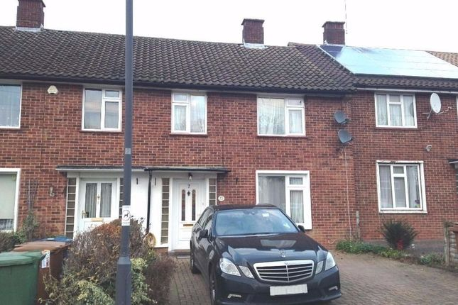 Thumbnail Terraced house to rent in Latimer Close, Pinner