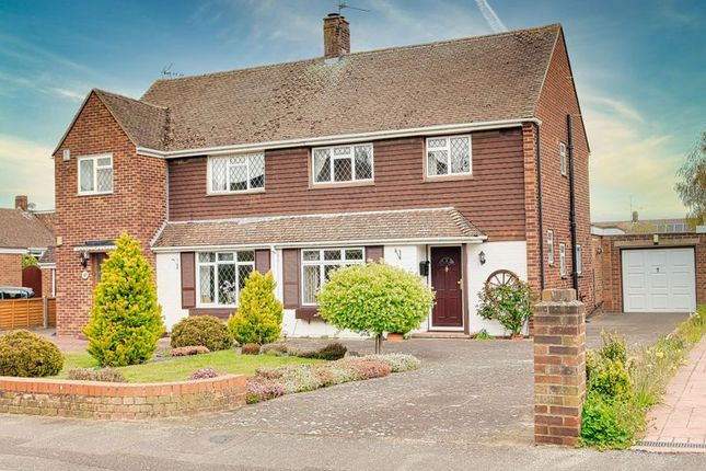 3 bed semi-detached house to rent in Orchard Avenue, Aylesford ME20