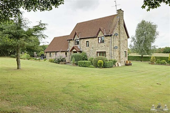 Thumbnail Cottage for sale in Hall View Farm, Out Lane, Stainsby Common, Chesterfield, Derbyshire
