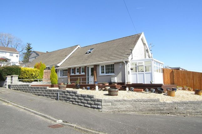 4 bed semi-detached house for sale in Garth View, Ynysforgan, Swansea, City And County Of Swansea. SA6