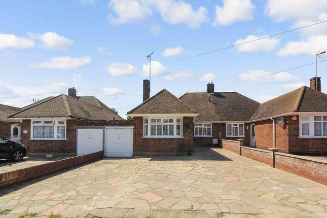 Thumbnail Semi-detached bungalow for sale in Abingdon Road, Luton