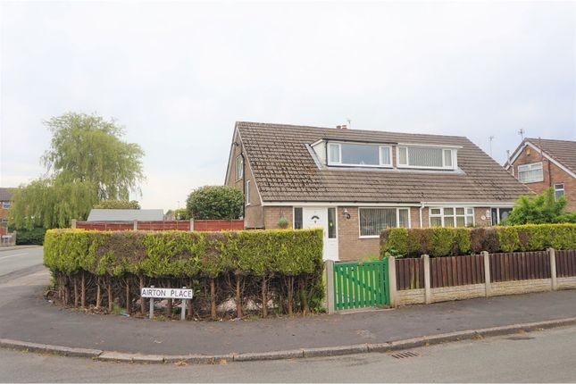 Thumbnail Semi-detached house for sale in Airton Place, Wigan