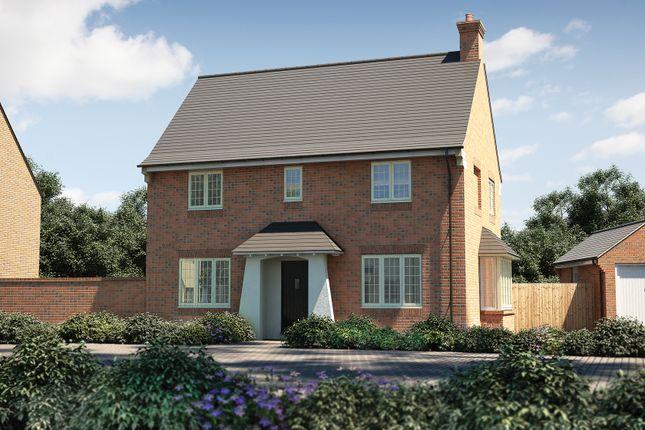 "Thumbnail Detached house for sale in ""The Arlington"" at Pine Ridge, Lyme Regis"