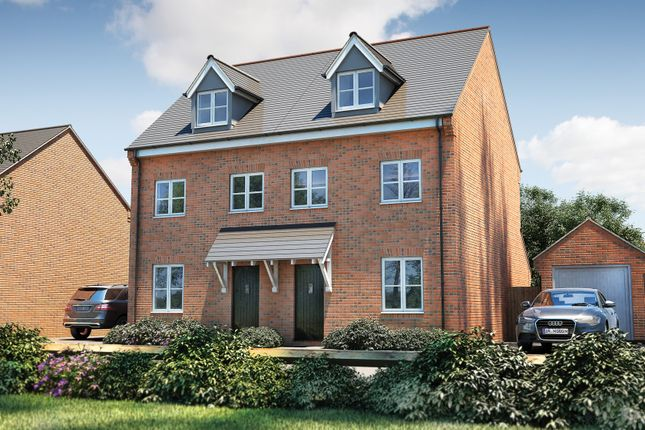 Thumbnail Detached house for sale in The Acton, Sandhurst Gardens, High Street, Sandhurst Berkshire