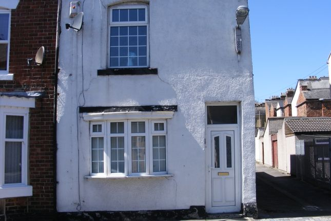 Thumbnail End terrace house to rent in Grey Street, Bishop Auckland