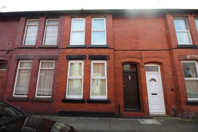 Thumbnail Terraced house for sale in August Street, Bootle