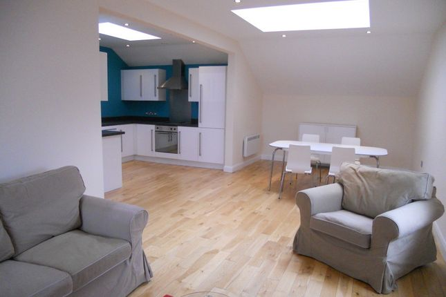Thumbnail Flat to rent in Commercial Street, Leeds