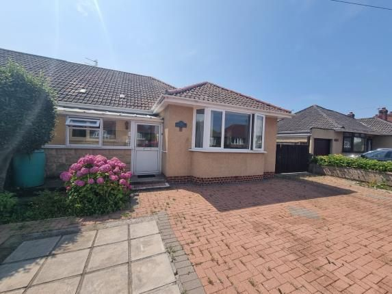 Thumbnail Bungalow for sale in Worle, Weston-Super-Mare, Somerset