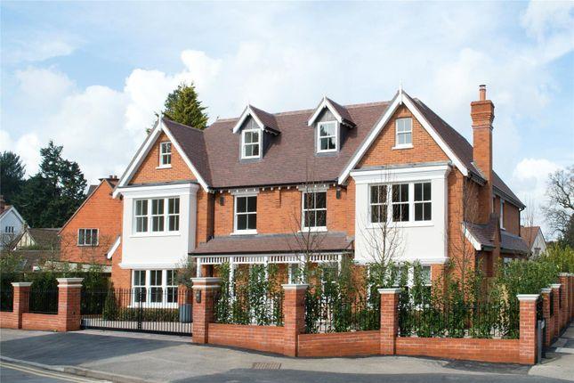 Thumbnail Semi-detached house for sale in Brooklands Lane, Weybridge, Surrey