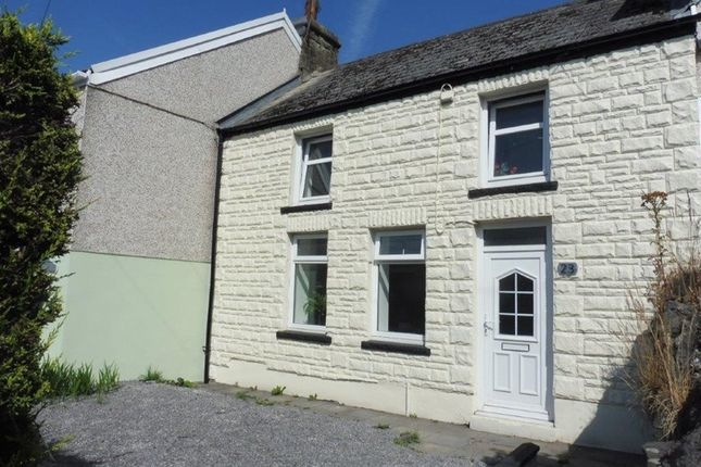 Thumbnail Terraced house for sale in High Street, Caeharris, Merthyr Tydfil
