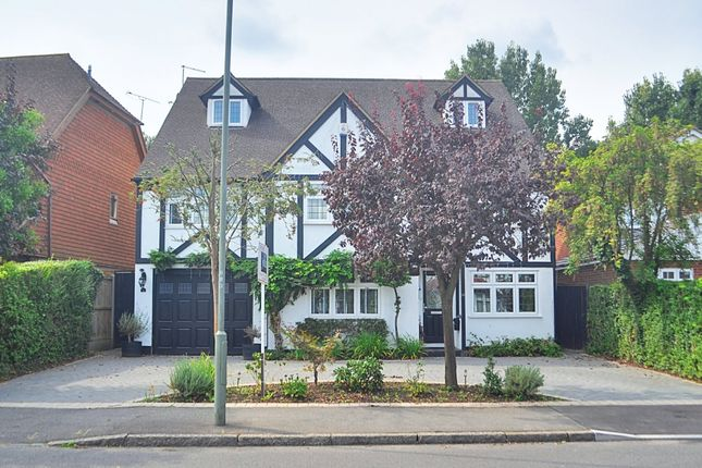 Thumbnail Detached house for sale in Beaumont Road, Petts Wood, Kent