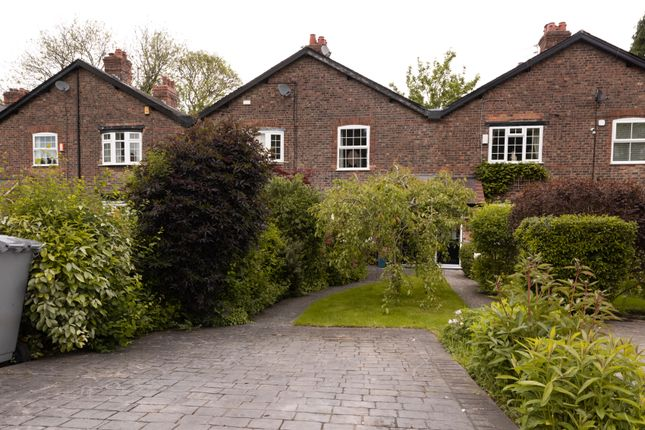 Thumbnail Terraced house for sale in Grove Lane, Hale