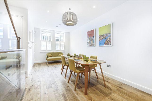 4 bed terraced house for sale in Redfield Lane, Earl's Court, London SW5