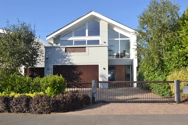 Thumbnail Detached house for sale in Chaddersley Glen, Poole