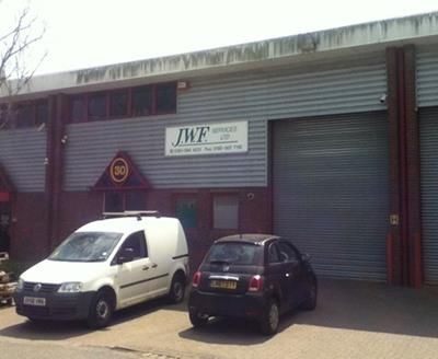 Thumbnail Light industrial for sale in Unit 30 Trafalgar Business Centre, Barking, Essex