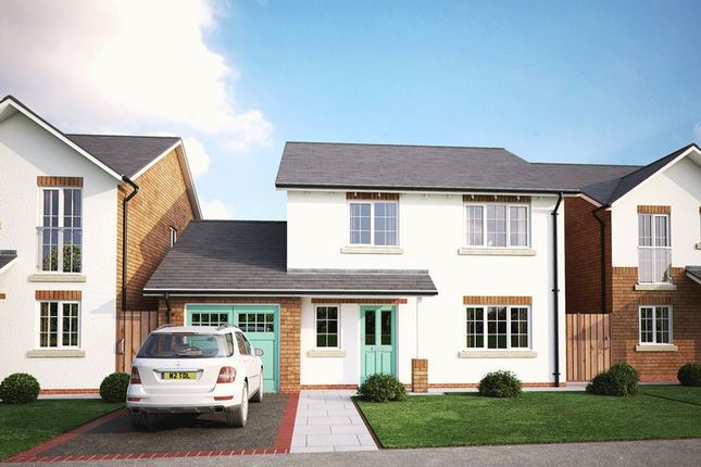 new home, 4 bed detached house for sale in dee , plots 4 & 7, the oaks, caerwys ch7 - zoopla