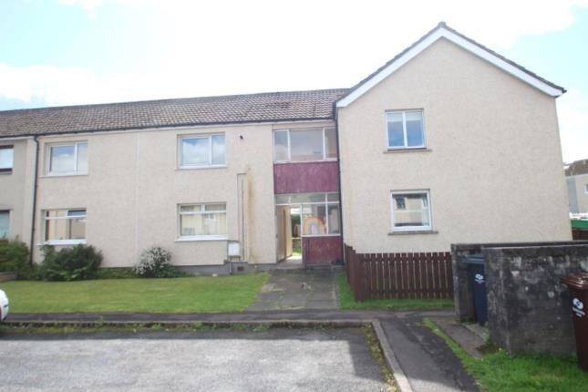Thumbnail Flat for sale in Thrush Place, Johnstone, Renfrewshire
