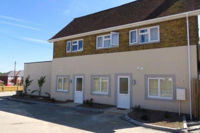 Thumbnail Flat to rent in Old Worting Road, Basingstoke