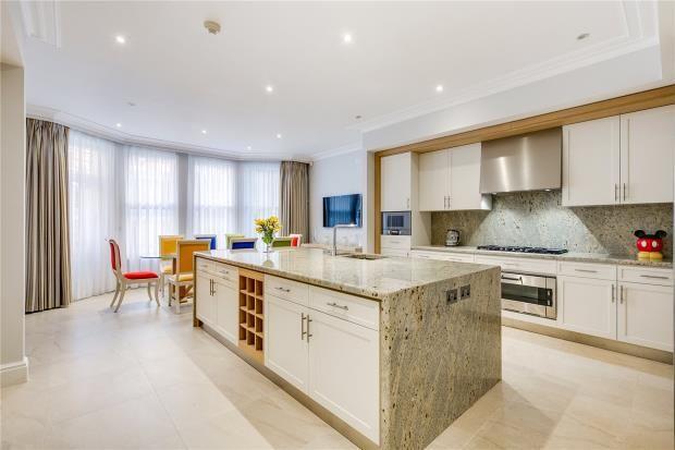 Kitchen of Cheniston Gardens, Kensington, London W8