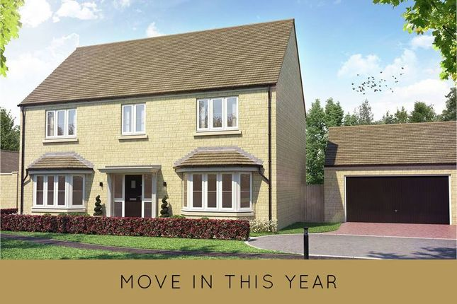 """Thumbnail Detached house for sale in """"The Taymore"""" at Church Road, Long Hanborough, Witney"""