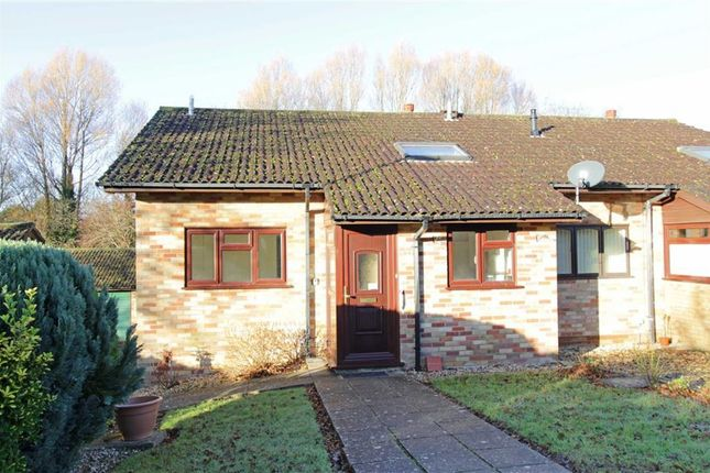 Thumbnail Bungalow for sale in Bowland Rise, New Milton