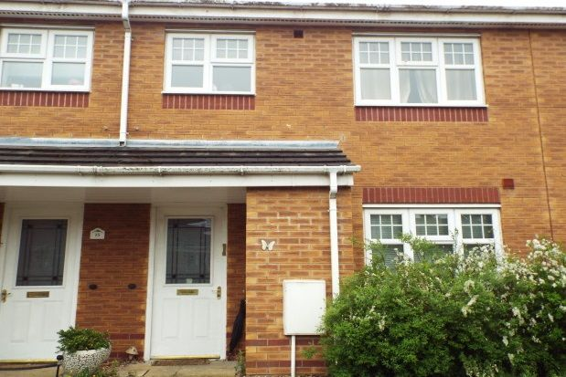 Thumbnail Flat to rent in York Close, Rugeley