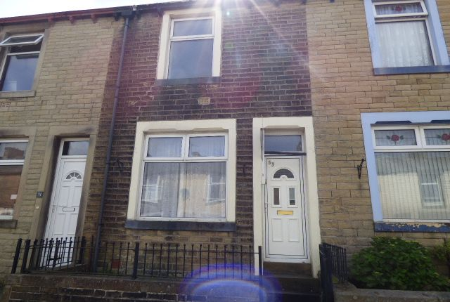 2 bed terraced house to rent in Vaughan Street, Nelson BB9