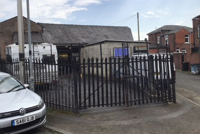 Thumbnail Parking/garage for sale in Chesham Road, Bury
