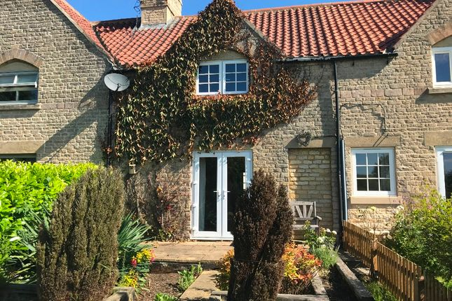 Thumbnail Terraced house to rent in New Row, Aisby, Grantham