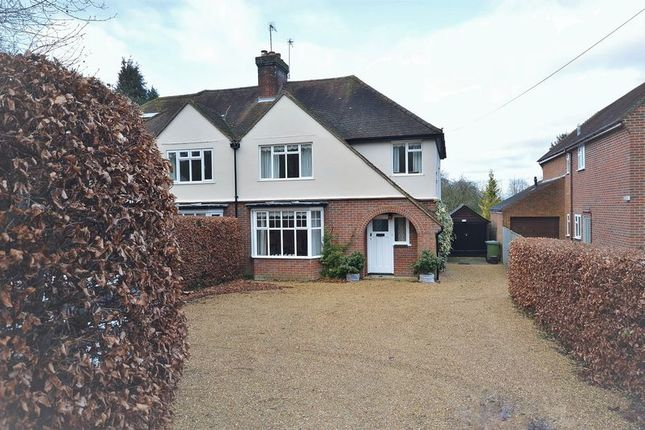 3 bed semi-detached house for sale in Aylesbury Road, Monks Risborough, Princes Risborough