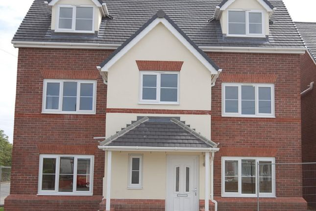 Thumbnail Detached house for sale in The Bleaberry Plot 10, West Avenue, Barrow-In-Furness