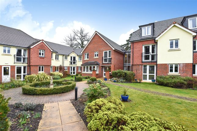 Thumbnail Flat for sale in Wellington Lodge, 2 Firwood Drive, Camberley, Surrey