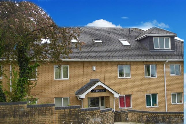 Thumbnail 2 bed property to rent in James Court, Celyn Avenue, Cyncoed